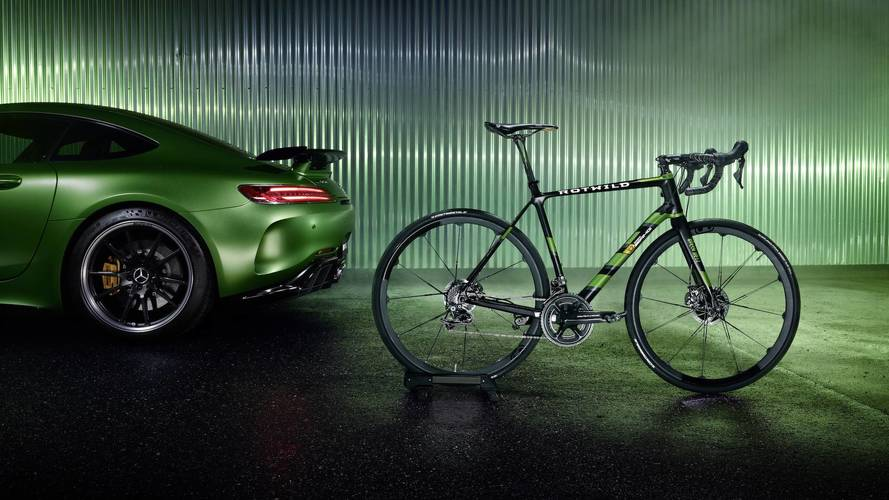 Mercedes-AMG GT R Gets An $8,200 Racing Bike Counterpart