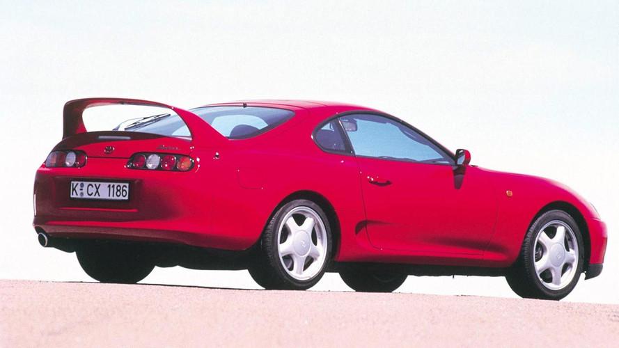 Toyota Supra Mega Galeri