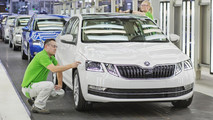 Skoda celebrates making 15 million cars since joining VW Group