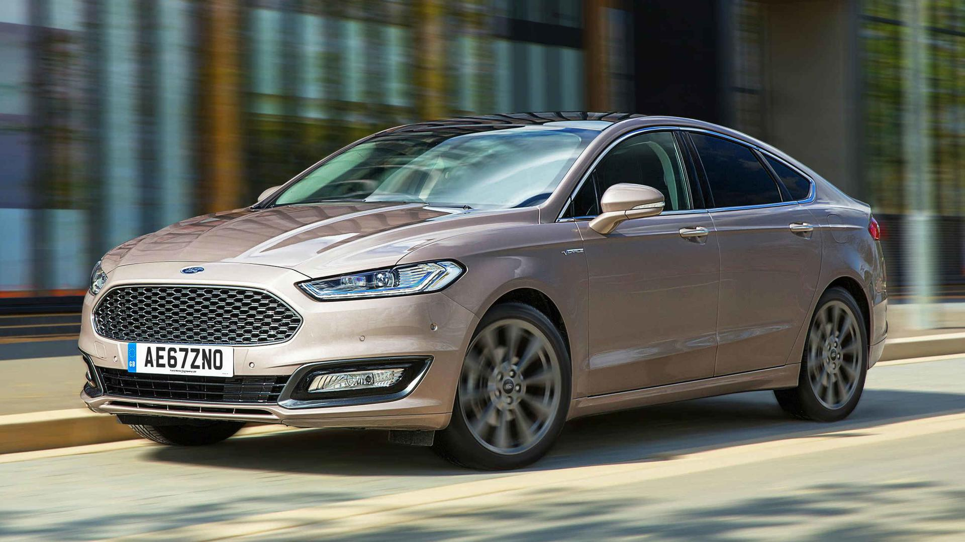 More rumors suggest the ford mondeo will be discontinued update