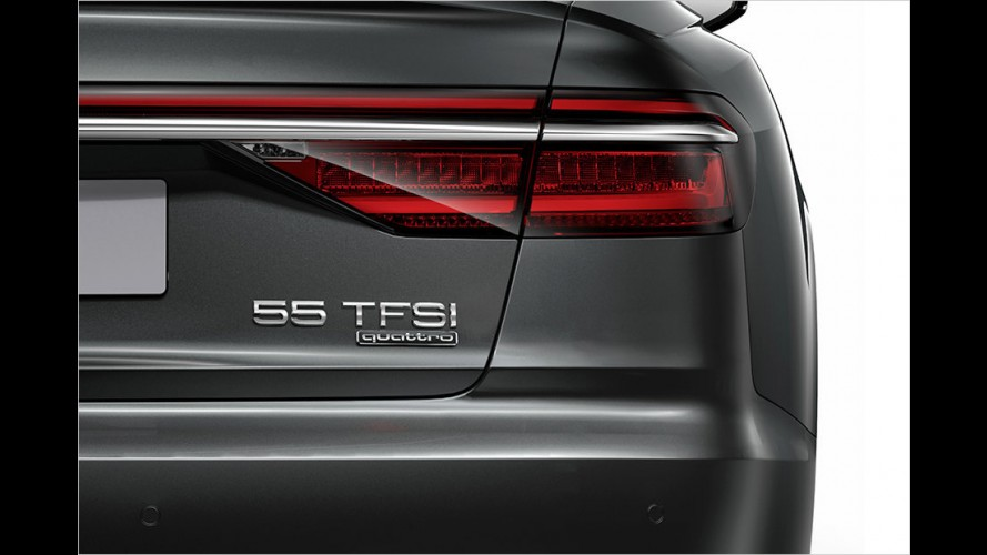 Neue Audi-Motoren-Bezeichnungen: 30 TFSI, 50 TDI für mehr Verwirrung?