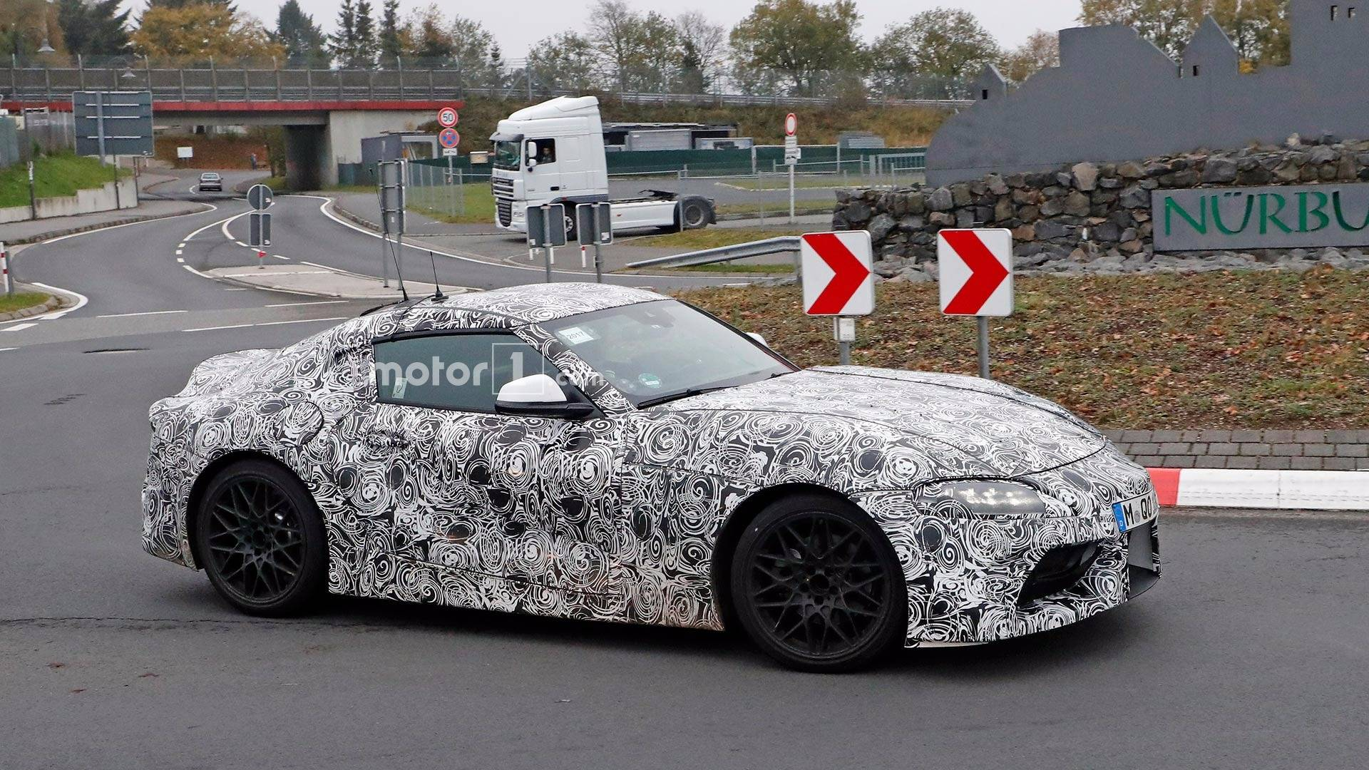 2018 Toyota Supra >> Leaked Specs Allege 2018 Supra Has 335 Hp 8 Speed Automatic