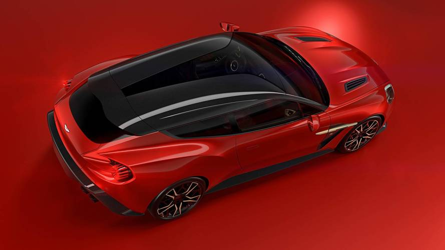 Sueña con el Aston Martin Vanquish Shooting Brake (actualizado)