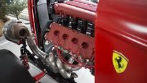 Ford 1932 con motor biturbo de Ferrari