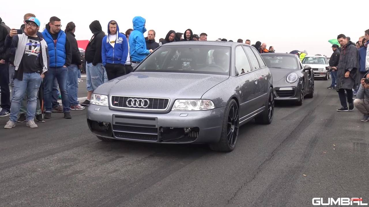 1200HP Audi S4 B5 Bi Turbo