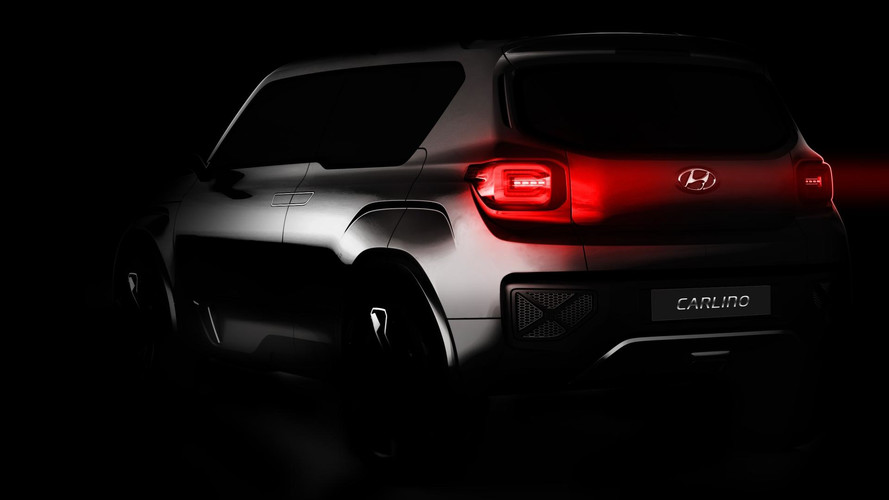 Hyundai prepara SUV menor que o Creta para países emergentes