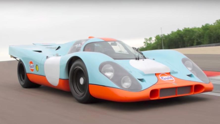 Vidéo - Porsche présente le Top 5 de ses voitures de course