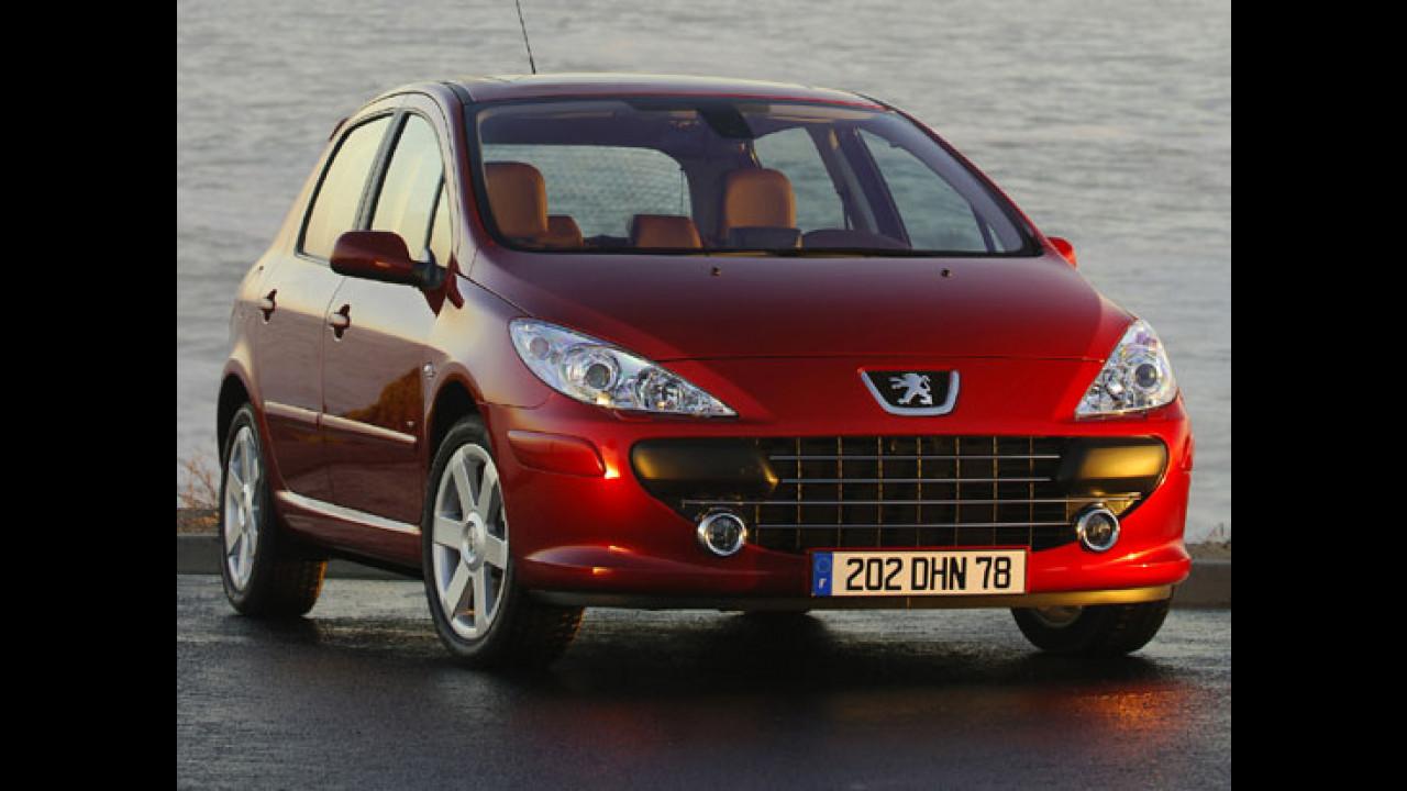 Peugeot 307 my2005