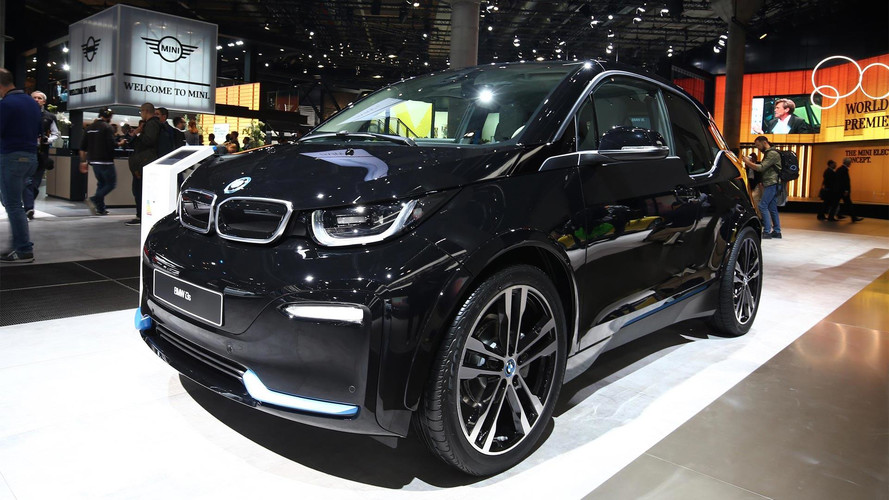 BMW i3s Is A Sporty City Car That's Electrifying Frankfurt