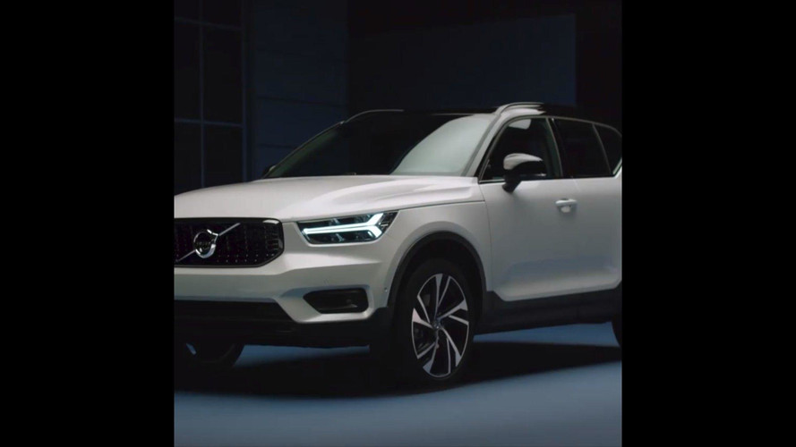 2018 Volvo XC40 - screenshotok