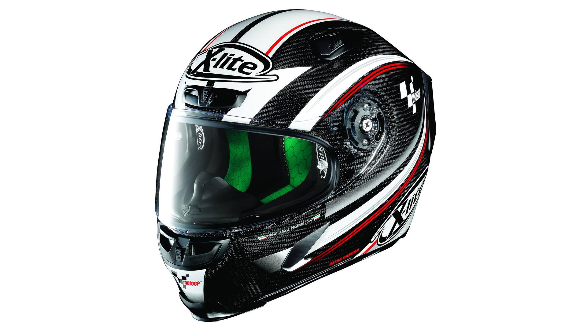 Casco X LITE X 803 Ultra Carbon Moto GP