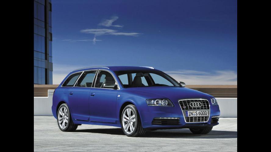 Nuove Audi S6 ed S6 Avant