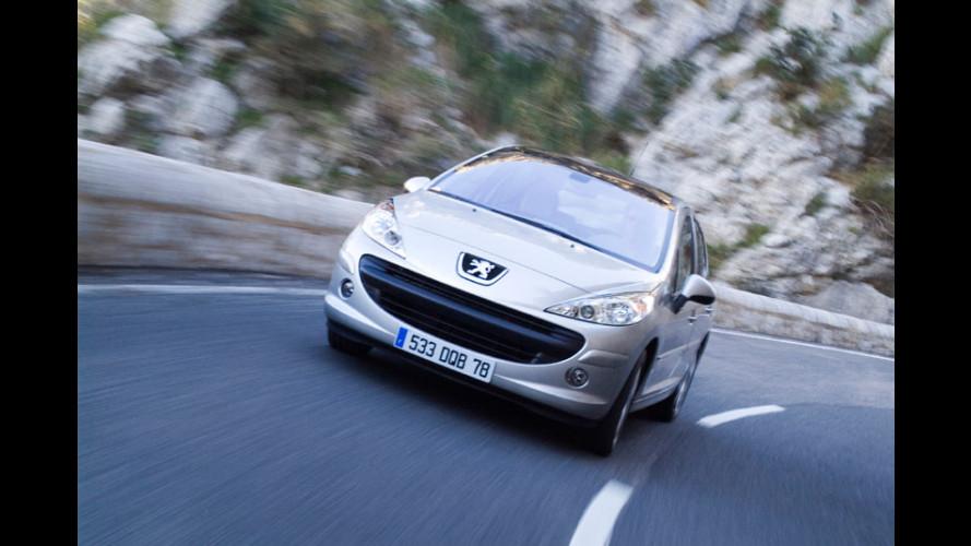 Peugeot 207: Energie Intense