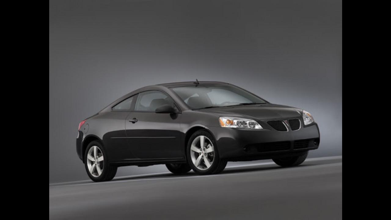 Pontiac G6 Coupé