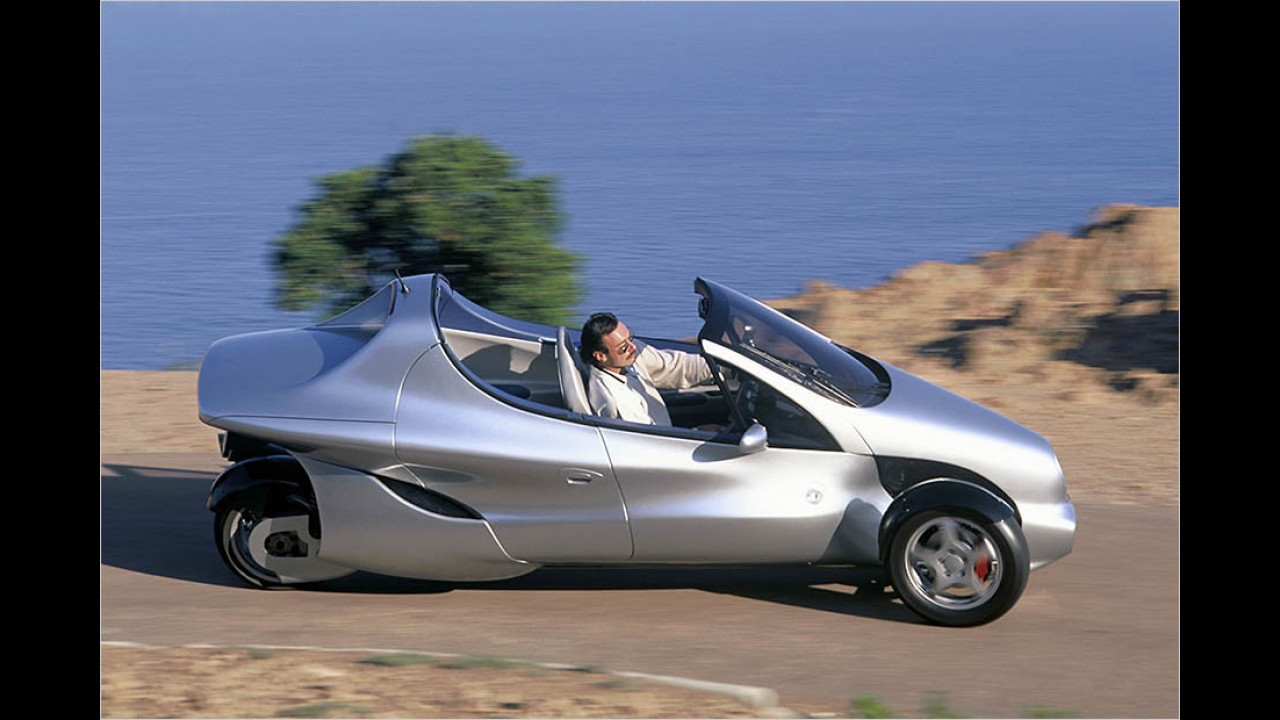 Mercedes F300 Life-Jet
