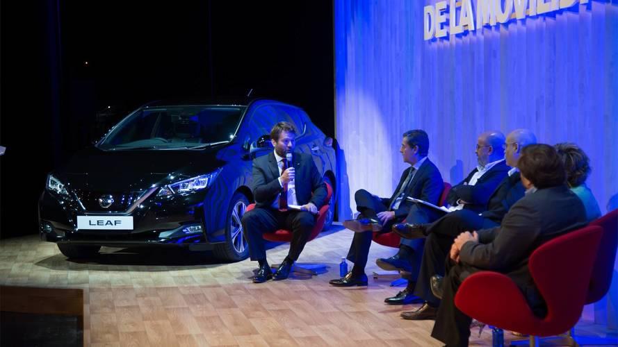 En tres años los coches eléctricos podrían llegar al 8%, según Nissan