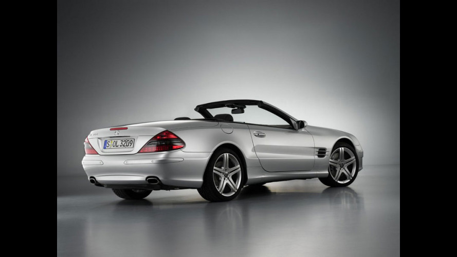 Mercedes SL Sport Package