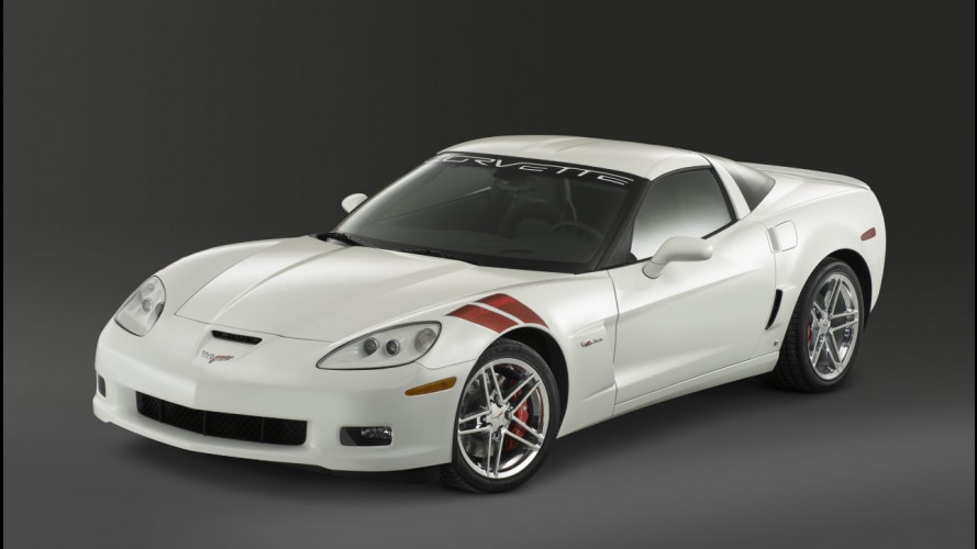 Corvette Ron Fellows Edition arriva in Italia