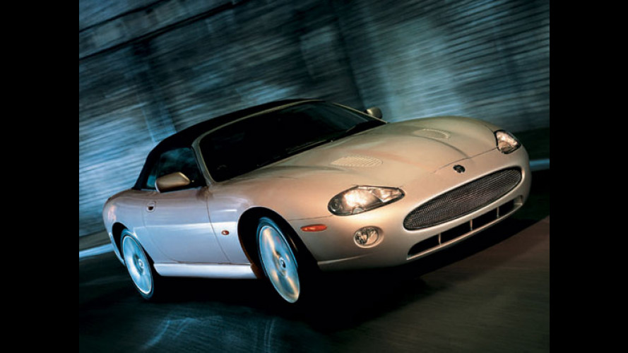 Jaguar XK my2004