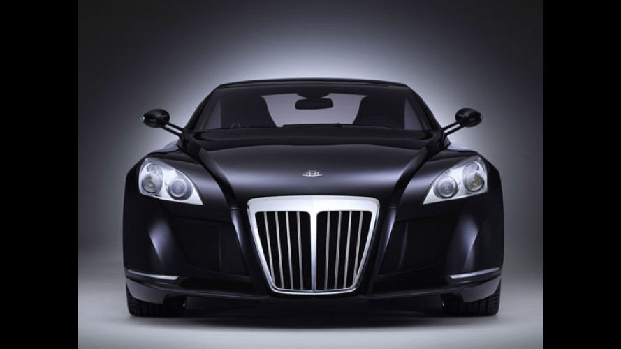 All'asta la Maybach Exelero