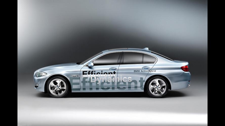 BMW Serie 5 ActiveHybrid concept