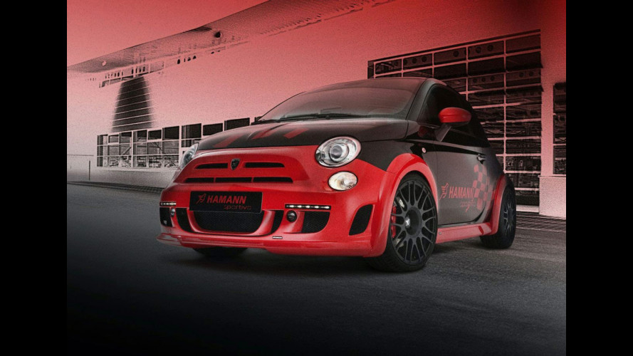 Fiat 500 Abarth e EsseEsse by Hamann