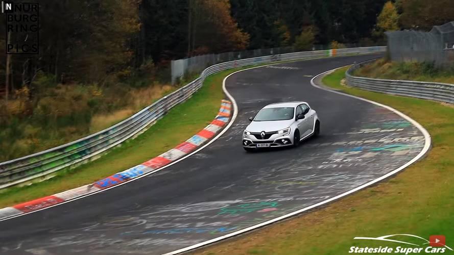 Renault Mégane 4 RS Nurb