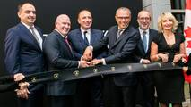 Lamborghini dealer openings