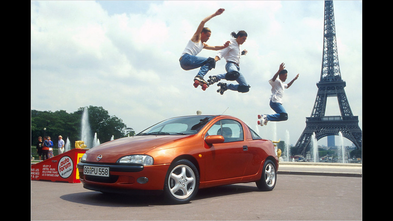 Opel Tigra (1994 bis 2001)