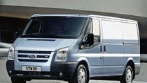 New Ford Transit