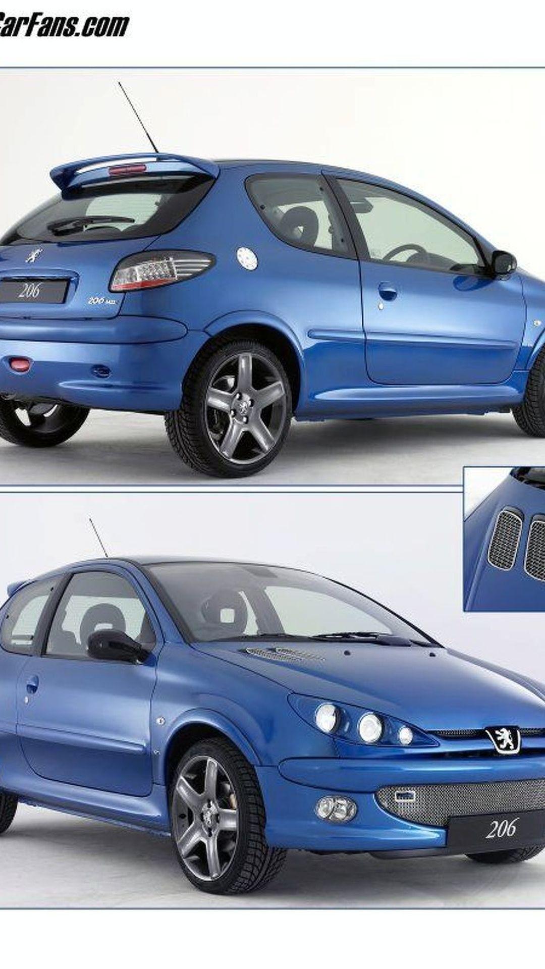 Peugeot 206 Sport Accessories Uk Motor1 Com Photos
