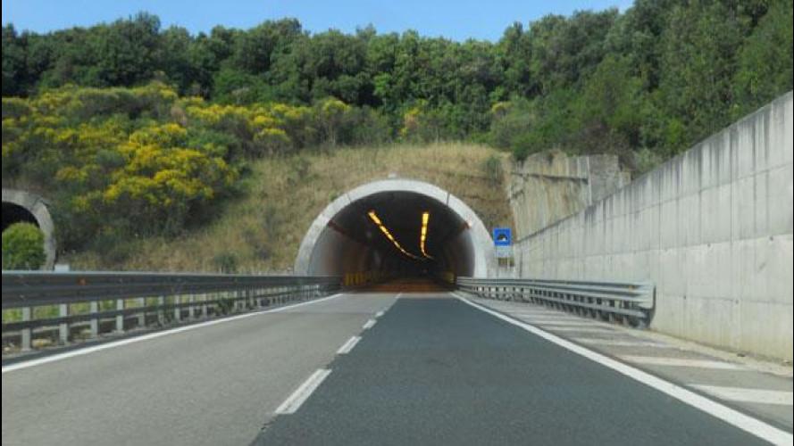 ACI: le gallerie in Europa e in Italia sono sempre più sicure