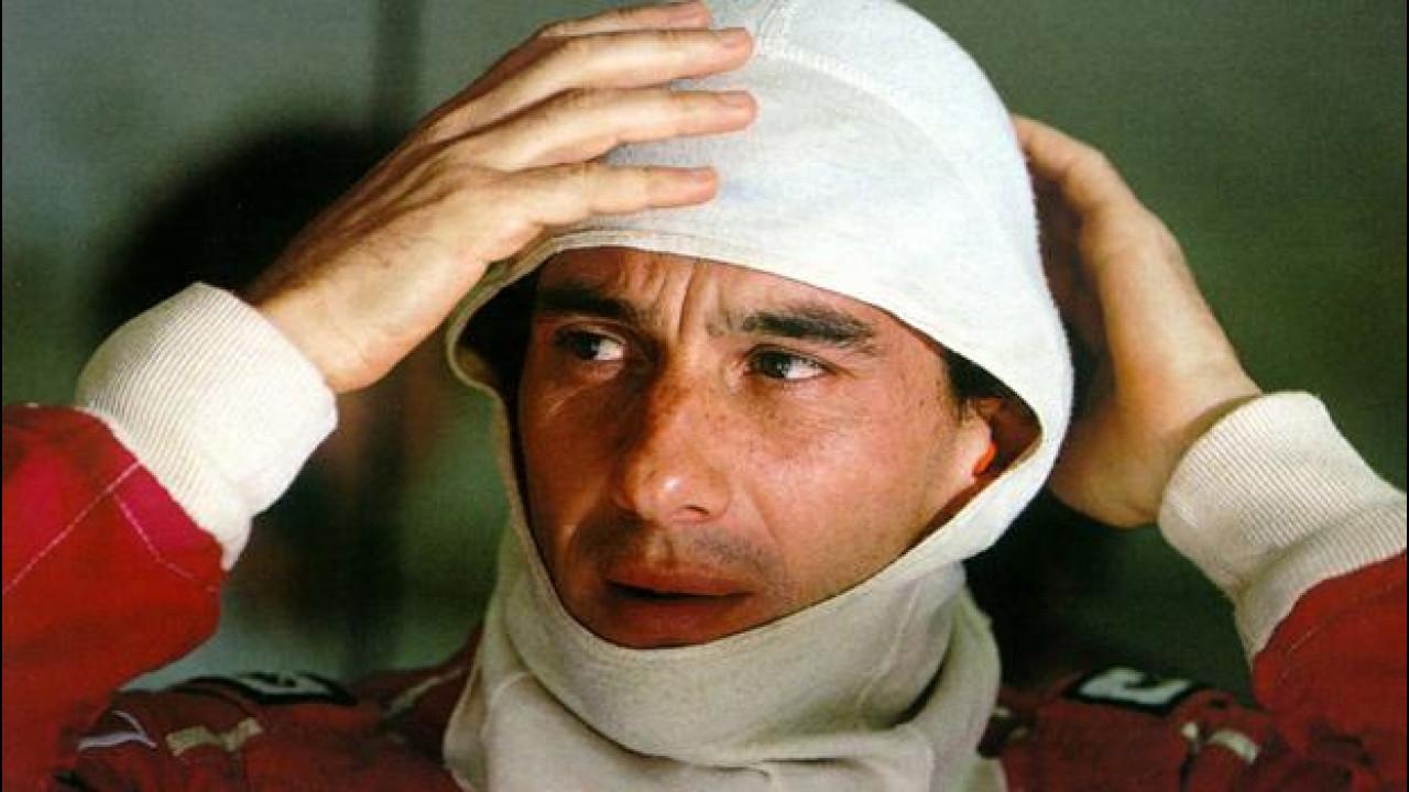 [Copertina] - Ayrton Senna, i perché di un mito
