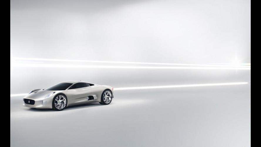 I 75 anni di Jaguar, seconda parte