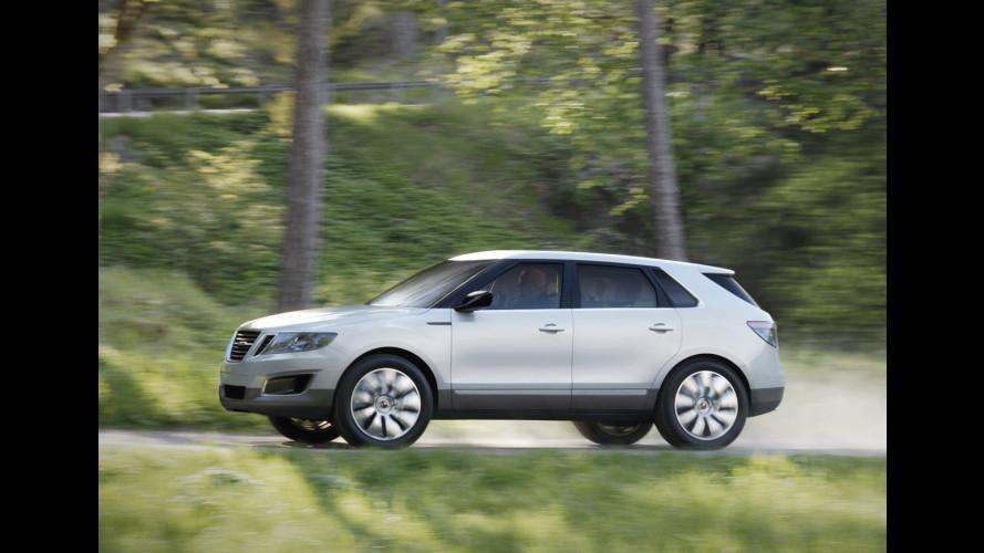 Saab in trattativa con BMW per fare la 9-2
