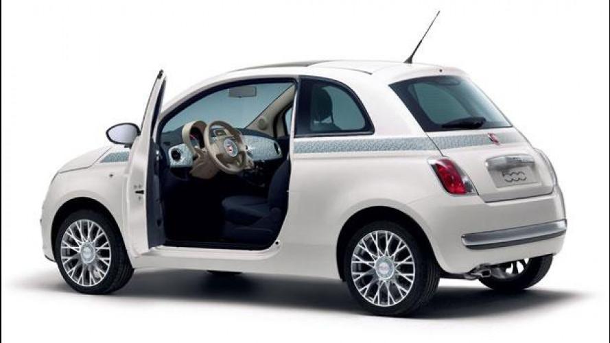 Fiat 500 Liberty, una serie speciale per la Francia