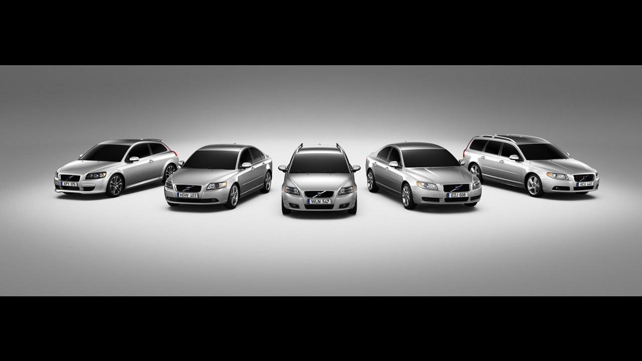 Volvo Flexifuel: ora sono in cinque