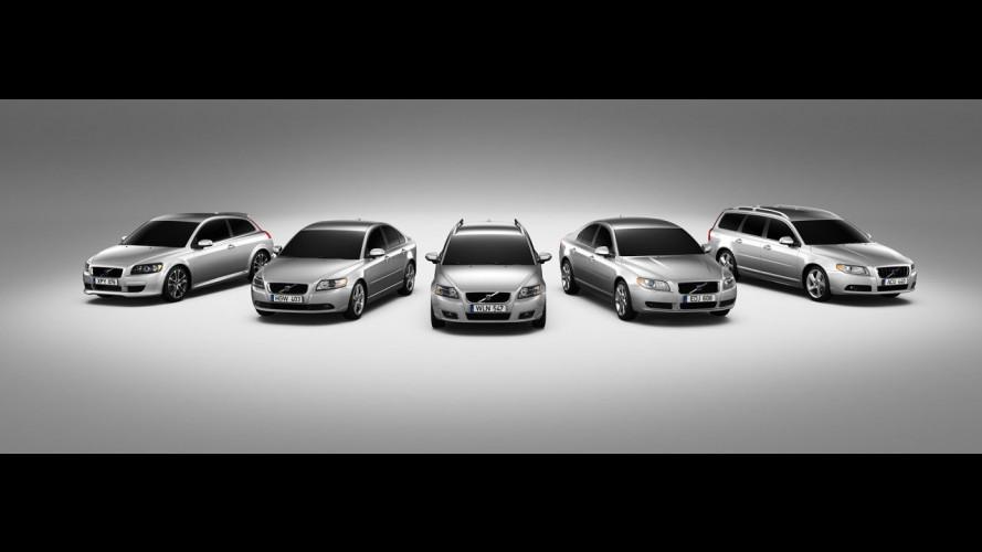 Volvo C30 1.8F e S80 2.5FT a bioetanolo