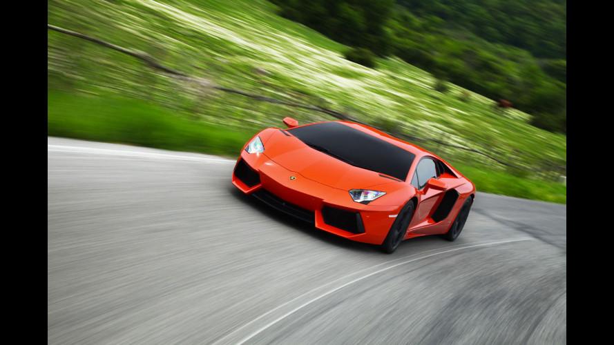 Il SUV Lamborghini sarà su base Porsche