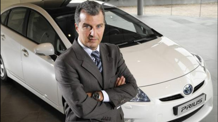 """Toyota: verso l'ibrido 100% ma con un po' di """"pepe"""""""
