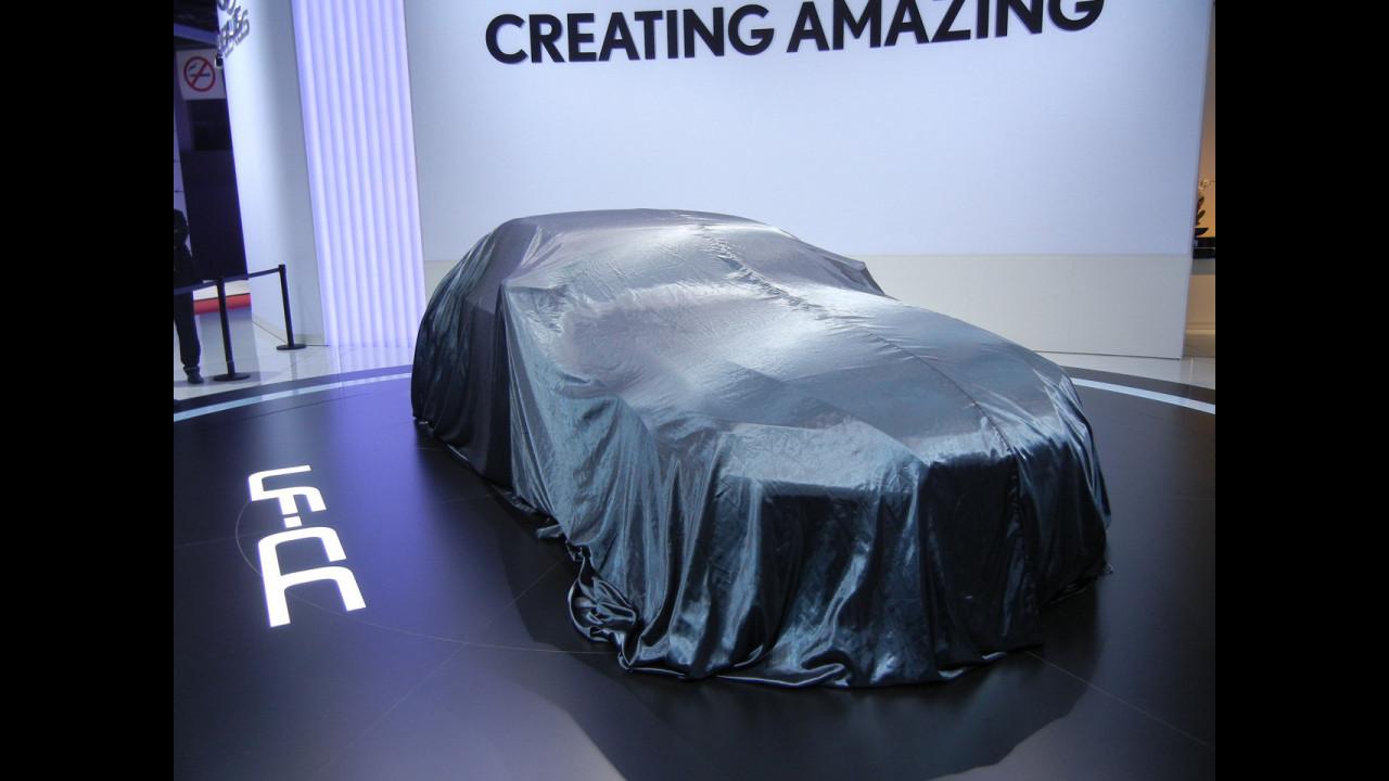 Lexus LF-CC, quant'è sportivo l'ibrido!