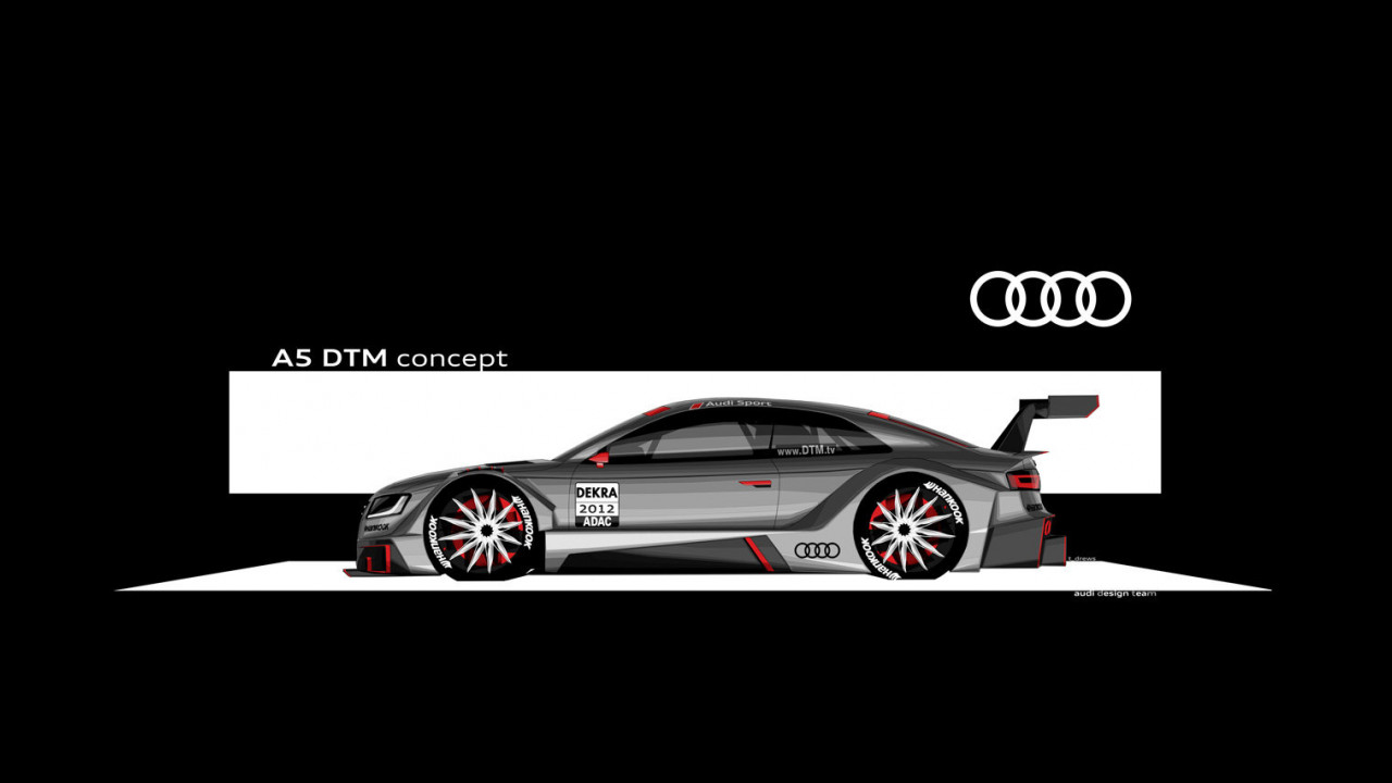 Audi A5 DTM Concept