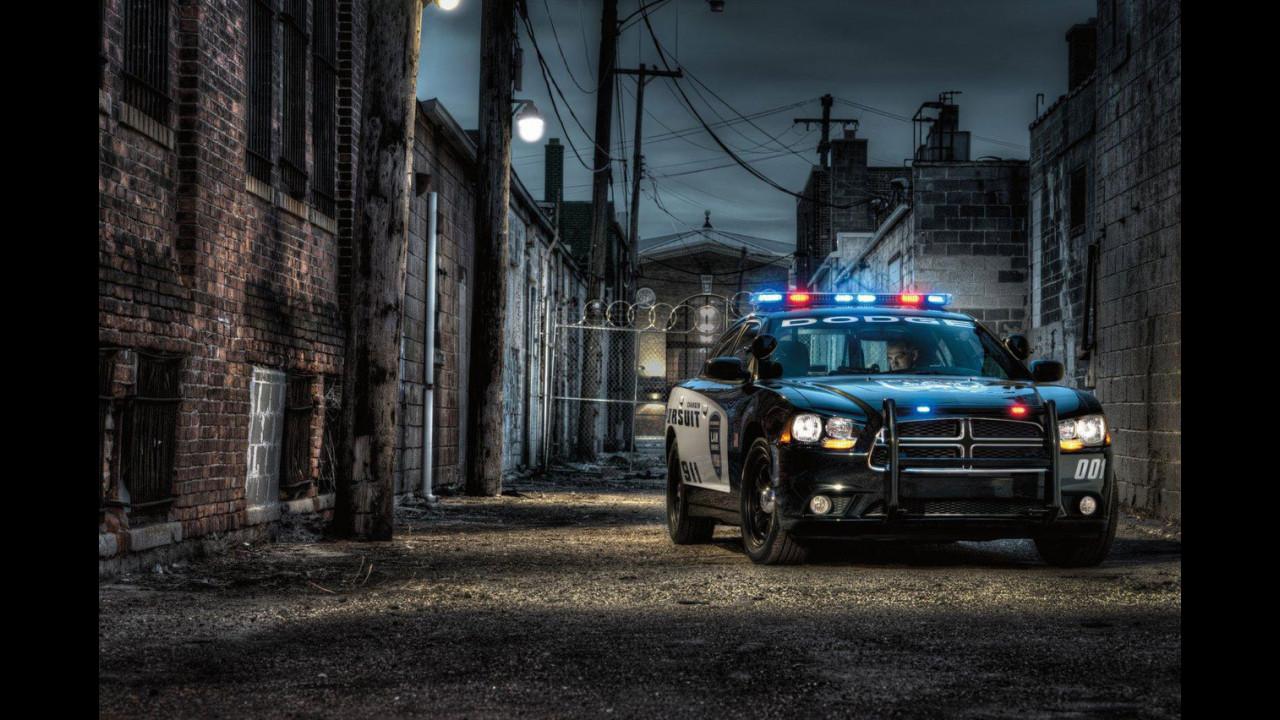 Dodge Charger Pursuit 2012 della Polizia