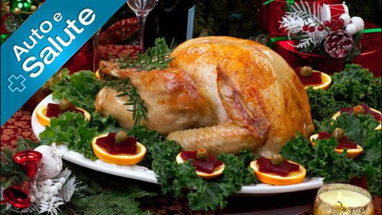 [Copertina] - Natale e grandi abbuffate: cosa mangiare per guidare sereni