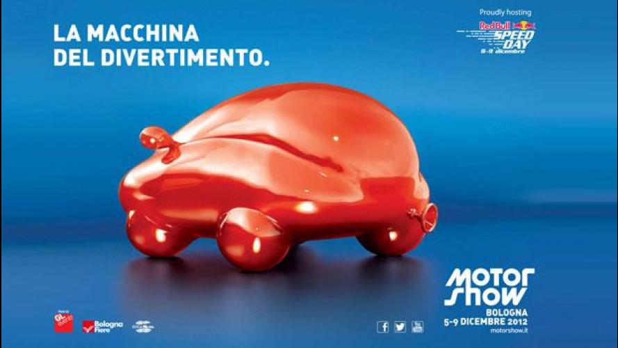 Motor Show di Bologna, Armando Testa firma la campagna di comunicazione