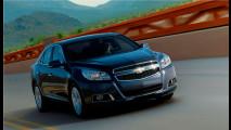 La Chevrolet Malibu arriva in Europa