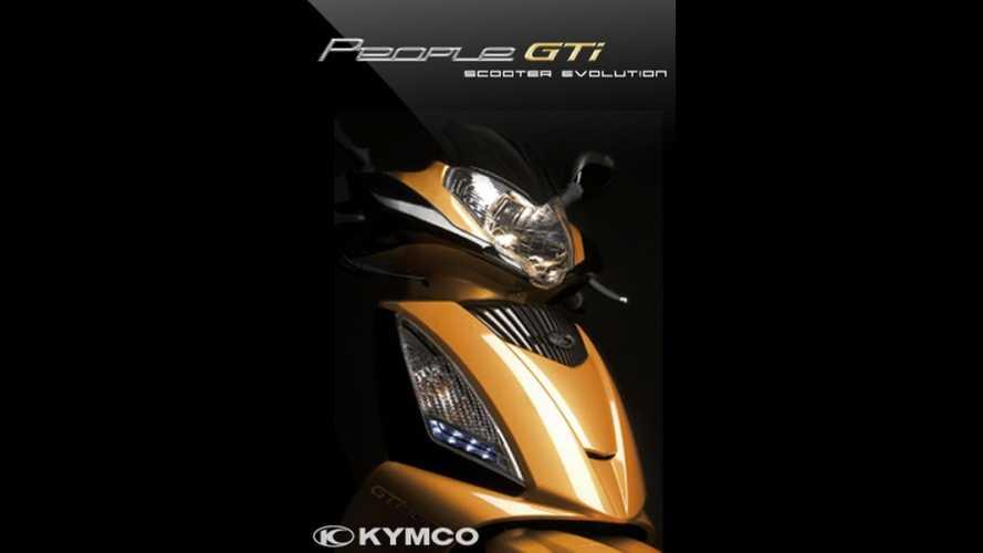 Applicazione Kymco People GTi per iPhone