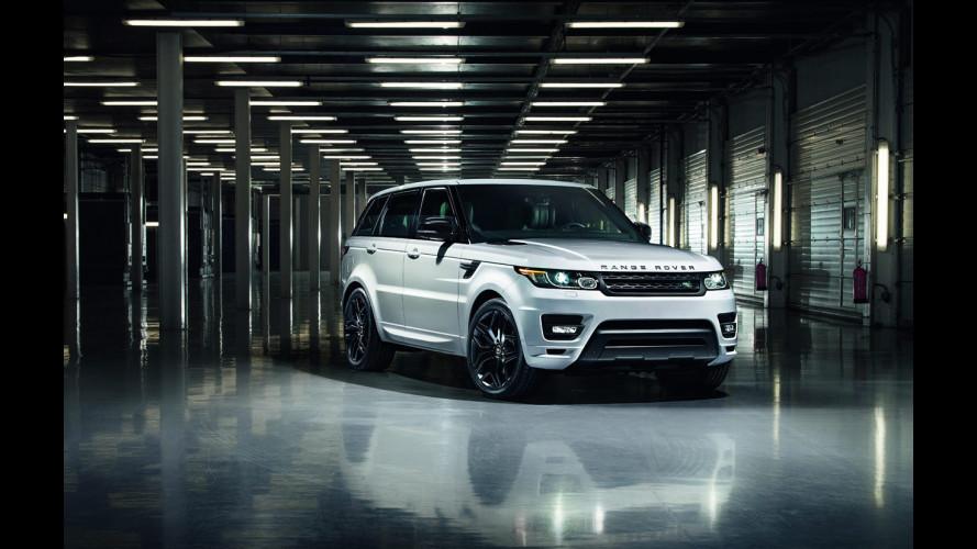 Range Rover Sport Stealth Pack, tutt'altro che invisibile