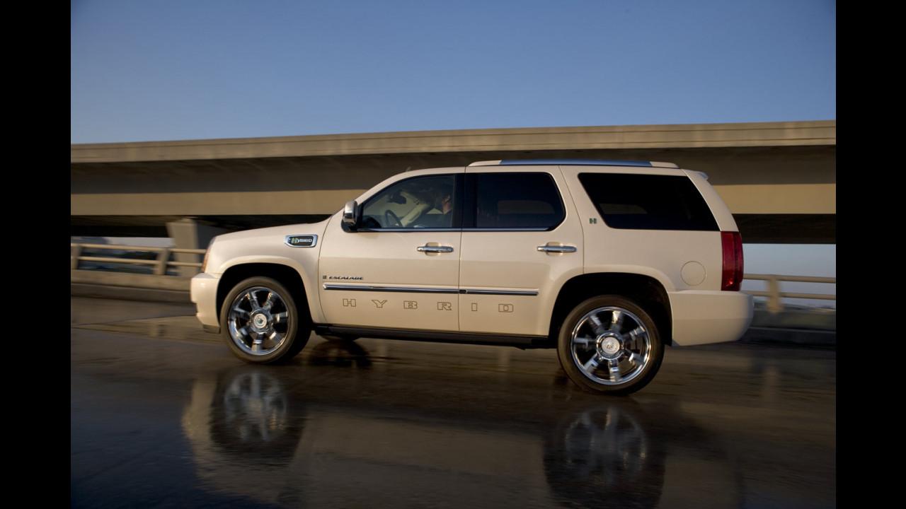 Cadillac Escalade Hybrid 2011