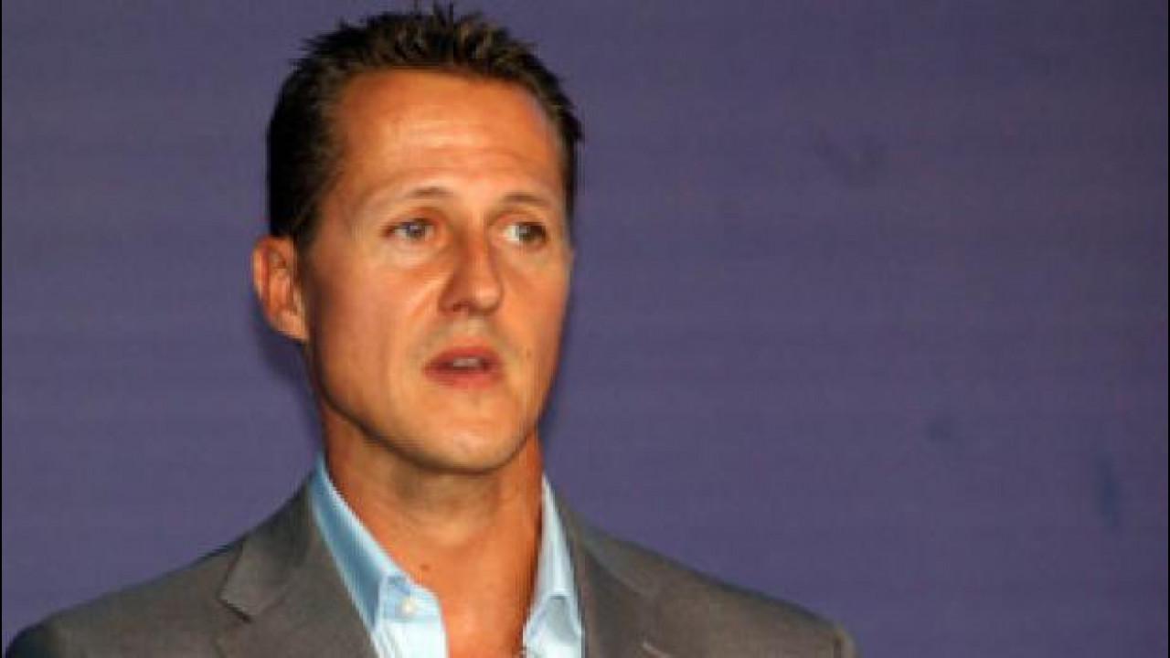 [Copertina] - Schumacher, sulle tracce del ladro della cartella clinica